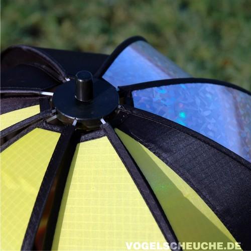 vogelscheuchen rotor turbine raben verschrecken haus. Black Bedroom Furniture Sets. Home Design Ideas