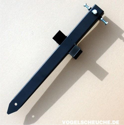 vogelscheuchen rotor habichtauge bodenmontage. Black Bedroom Furniture Sets. Home Design Ideas
