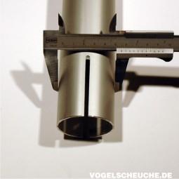 Aluminiumrohr Nr. 9 (55/51)