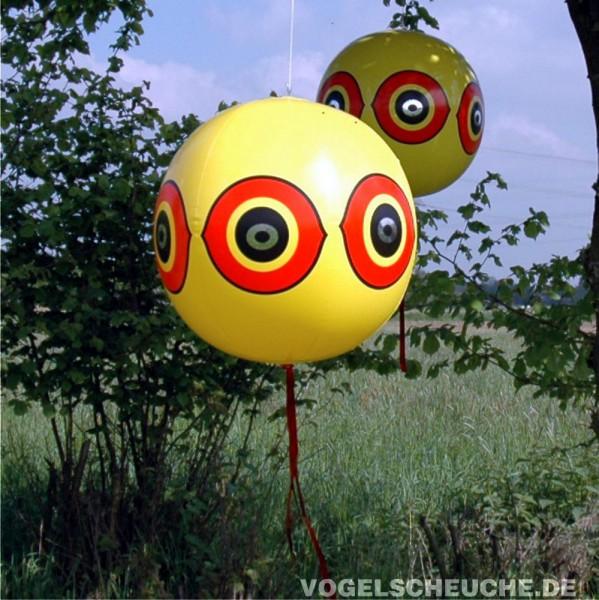Ballon zur Vogelabwehr: Tipps zur Installation