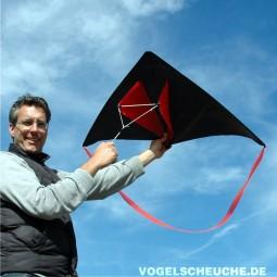 Vogelscheuchen Drachen DELTA 110 cm