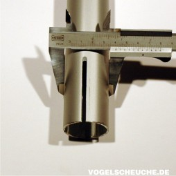 Aluminiumrohr Nr. 6 (40/36)