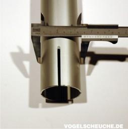 Aluminiumrohr Nr. 10 (60/56)
