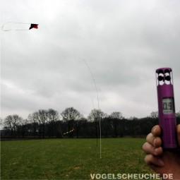 Neues Testgelände für VOGELSCHEUCHE.DE