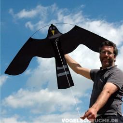 Vogelscheuchen-Drachen FALKE 140 cm