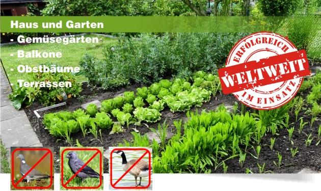 Haus und Garten | VOGELSCHEUCHE.DE