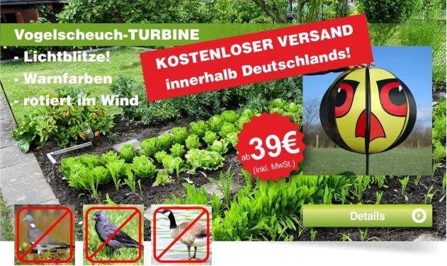 vogelabwehr turbine