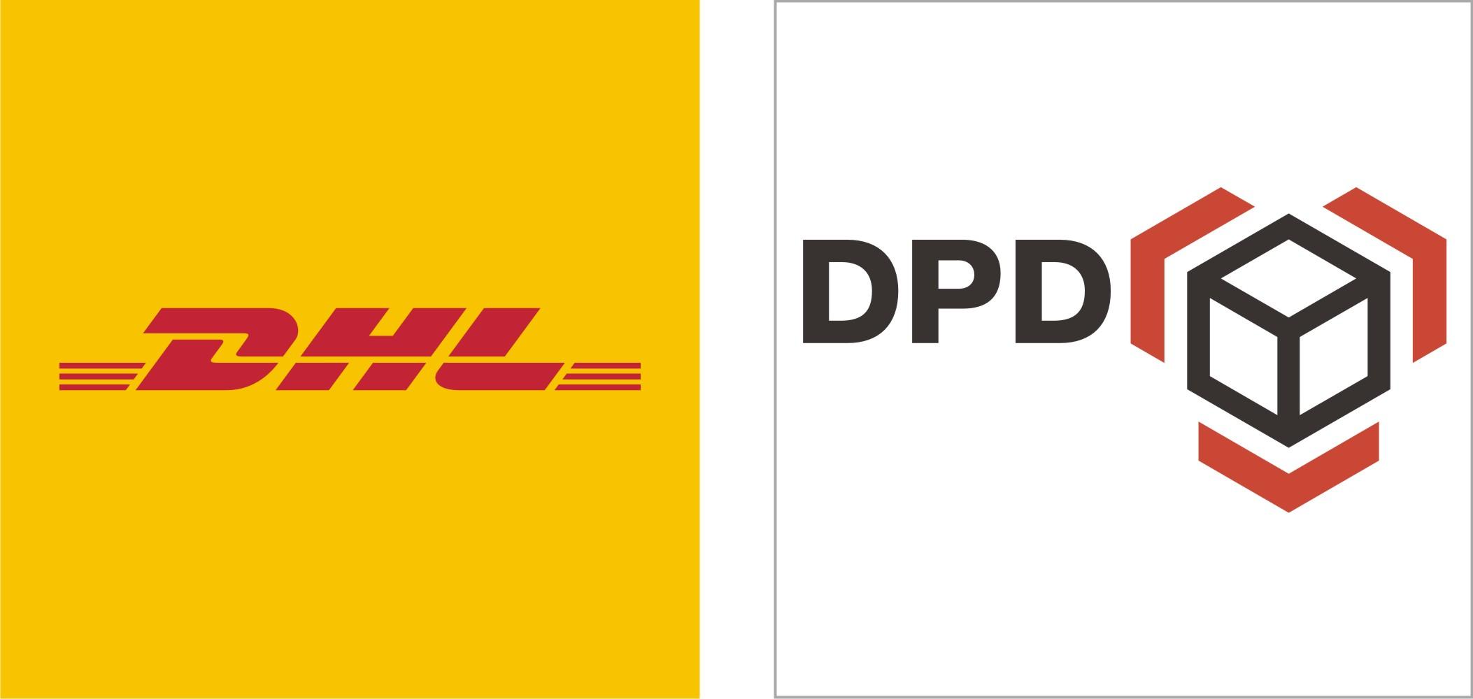 Image result for dpd dhl logo